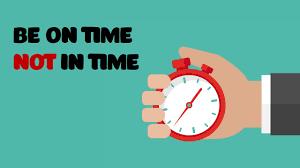 Phân biệt On time và In time đơn giản nhất cùng cách dùng chi tiết - Tiếng  Anh Free
